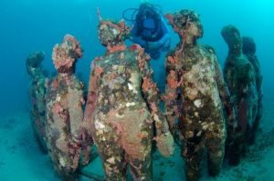 Underwater Sculpture Park – Gallery